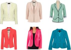 6 Spring Blazers for Women Over 30, 40, 50 and 60 - All Under $100!