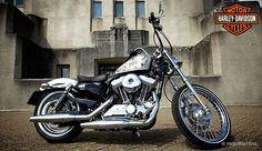 Harley-Davidson Seventy-Two DeWolff Limited Edition