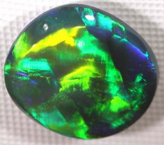 QUALITY BLACK SOLIDOPAL LIGHTNINGRIDGE   3.20 CTS   INV-179 Black Opals, Australian Opals