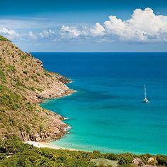 Barts: Gouverneur Beach is the perfect honeymoon (or second honeymoon) desti… St. Barts: Gouverneur Beach is the perfect honeymoon Beach Honeymoon Destinations, Romantic Honeymoon, Romantic Places, Dream Vacations, Vacation Spots, Travel Destinations, Honeymoon Ideas, Wedding Destinations, Vacation Rentals