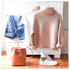 Autumn Winter Fashion, Fall Winter, Winter Style, Winter Is Coming, French Fashion, What To Wear, Style Me, Personal Style, Turtle Neck