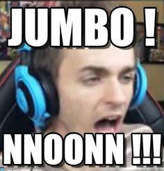 Non jumbo :(