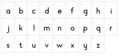 Lettertype voor de computer. Hoe deze te installeren!