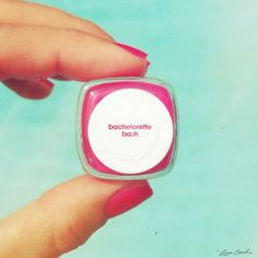 the perfect pink {Bachelorette Bash polish by Essie}