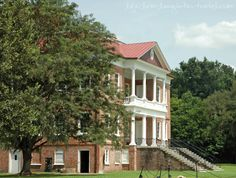 Drayton Hall Plantation. South Carolina