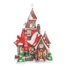The North Pole Palace Christmas Snow Village Building Dept 56 NEW In Box by Department 56, http://www.amazon.com/dp/B0089MBUDM/ref=cm_sw_r_pi_dp_JzG.qb0KC6XFN