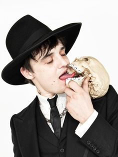 pete doherty                                                                                                                                                                                 Plus
