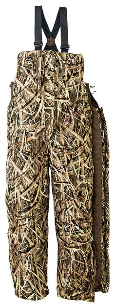 Drake Waterfowl Systems Lady Drake LST Insulated Bibs for Ladies | Bass Pro Shops
