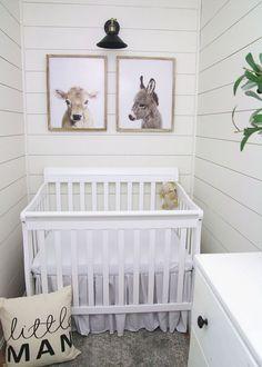 "Baby Bauernhaus Kindergarten offenbaren , boy first"" girl names nursery stuff Baby Boys, Baby Boy Rooms, Baby Boy Nurseries, Small Nurseries, Baby Must Haves, Home Design, Baby Arrival, Pregnant Mom, Baby Bedroom"