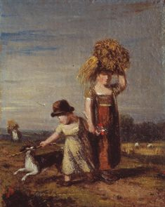William Frederick Witherington 'The Gleaners', date not known