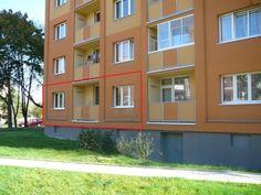 Aukce bytu 3+1, Bílina Nejnižší podání 150 000 Kč Lokalita Bílina Ulice Teplická 601