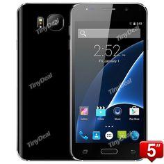 "JIAKE S700 MTK6580 Quad-core 5\"" HD Android 5.1 3G Phone 5MP CAM 512MB RAM 8GB ROM FM Google Play Store P05-JKS700"