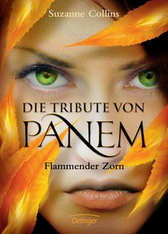 """German cover of Suzanne Collins´ """"Mockingjay"""""""