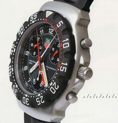 05b0de06e7500 Everything you need to know about the TAG Heuer Formula 1 Watch and Formula  1 Chronograph from Present