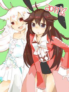 TEGAKI Blog - - ちせき's Blog Alyss and Alice ^^ :3