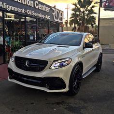 Mercedes-Benz GLE 63 AMG [S] (Instagram @RDBLA)