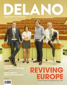 Delano - Reviving Europe. Photography by Julien Becker (May 2014)