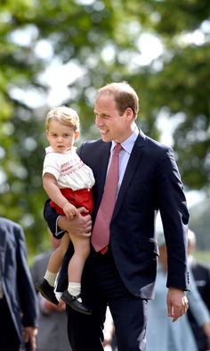 Pin for Later: The 22 Most Precious Prince William and Prince George Moments