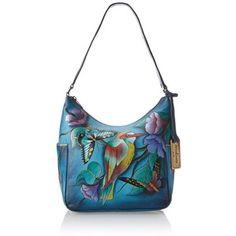 6800136469 Anuschka 382 Shoulder Bag Small Shoulder Bag