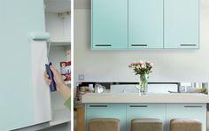 Küche verschönern, Küchenlack, diy, lackieren, Foto: Glasurit