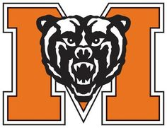Mercer Bears Primary Logo on Chris Creamer's Sports Logos Page - SportsLogos. A virtual museum of sports logos, uniforms and historical items. Mercer Bears, Mercer University, Auburn University, University Logo, University College, Team Mascots, Bear Logo, Vinyl Wall Decals, Division