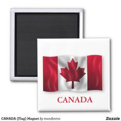 CANADA (Flag) Magnet