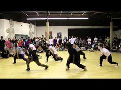 Hustle Hard - Lil Wayne, Rick Ross, Ace Hood. Choreography by Lyle Beniga. Wowwwwww!