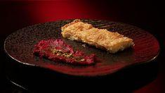 Albanian Pita with Beetroot Hummus