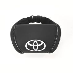 Toyota - Universal Headrest Leather Auto Car Neck Rest Cushion Pillow. Car interior accessories the best gifts. Embroidered logo. by Chekasinstore on Etsy