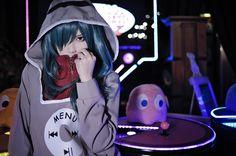 Cosplay-Kido Tsubomi (Mekakucity Actors)