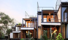 Exotic solar and wind-powered Bangkok Tree House resort is a masterpiece of sustainable design | Inhabitat - Sustainable Design Innovation, Eco Architecture, Green Building