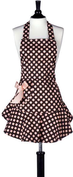 Vintage Apron / Delantal Vintage $21 consíguelo en: http://regalosfabulosos.com/coqueto-delantal-retro-vintage-regalo-mujer/ #regaloscuriosos #regalosparamujer #regalosoriginales #regalosparaminovia #regalos