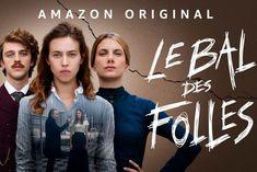 """Il ballo delle pazze è un film drammatico francese in streaming su Amazon Prime Video dal titolo originale """"Le Bal des Folles"""" che si basa su eventi reali accaduti a Parigi. Nel XIX secolo, il """"bal des folles"""" era un'attrazione molto popolare, un raduno sociale che riuniva tutta Parigi attorno... The post Il film francese """"Il ballo delle pazze"""" è su Amazon Prime Video appeared first on PlayBlog.it. Melanie Laurent, Prime Video, Netflix, Mondrian, Amazon Fr, The Originals, Movie Posters, Construction, Art"""