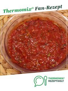 Pikant Scharfe Soße,Grillen, Fondue, Raclette von turbotine. Ein Thermomix ® Rezept aus der Kategorie Saucen/Dips/Brotaufstriche auf www.rezeptwelt.de, der Thermomix ® Community.