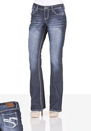 Taylor Classic Dark Wash Jeans - maurices.com