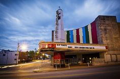 Notley Hawkins Photography: Rodgers Theatre Poplar Bluff Missouri