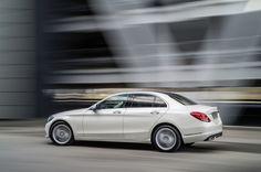 """Euro NCAP 2014 annual rankings: C-Class scores top marks"" - Mercedes-Benz Social Publish"