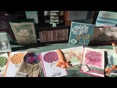 More Thoughtful Branches card samples - see ALL my creations in one video only 5 more days to get your bundle - subscribe my channel for more exclusive inspiration Vanessa Webb Stampin' Up! Independent Demonstrator, Australia