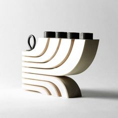 Design House Stockholm Kerzenhalter Nordic Light 4-armig