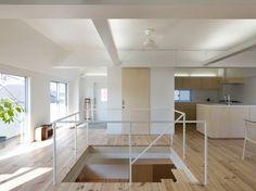 HOUSE IN MEGUROHONCHO Torafu Architects x Interior Spatial Arrangement x