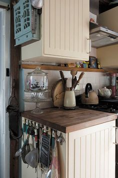 Rustic Cottage Kitchen