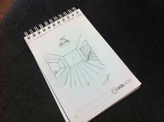 Desenho 31 de 365: Exercício 22/30 do livro You can draw in 30 days