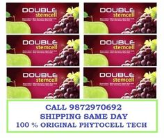 10 Pack Phytoscience DoubleStemCell Swiss Apple Grape StemCell, Import Malaysia
