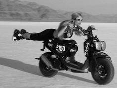 5150 ride like the wind