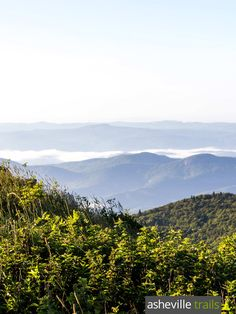 Hike from the grassy, view-packed Black Balsam Knob summit off the Blue Ridge Parkway south of Asheville, exploring the unique, brilliant white summit of Shining Rock