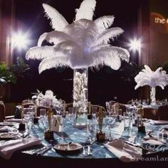 Love ostrich feathers!
