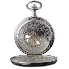 RELOJ DE BOLSILLO JUBAR DE ACERO Tic Tac, Watches, Pocket Watch, Unique Watches, Pocket Watches, Pockets, Steel, Wristwatches, Clock