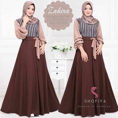 Girls Fashion Clothes, Girl Fashion, Home Fashion, Clothes For Women, Muslim Women Fashion, Islamic Fashion, Modest Dresses, Nice Dresses, Muslim Long Dress