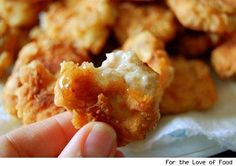 Melted Chicken Nugget ala Mira | Sukamasak - Aneka Resep Makanan | Resep Masakan Indonesia | Berbagi Aneka Resep Favorit Anda