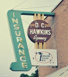 D.C. Hawkins agency - Insurance